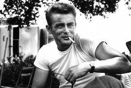 Americká ikona padesátých let James Dean
