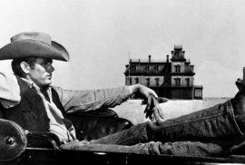 James Dean ve filmu Gigant
