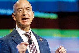 Nový žebříček: Nejbohatší na světě je s rekordním majetkem Jeff Bezos, Kellner se vrátil do první stovky