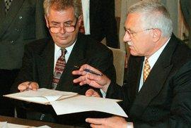 Zrada voličů a start korupce? Mýty versus fakta o opoziční smlouvě