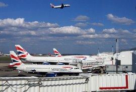 Terminál 4 letiště Heathrow