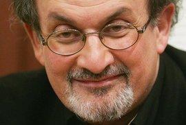 Za knihu trest smrti. I po 31 letech nabízejí islamisté za vraždu Salmana Rushdieho…