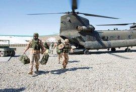 Čeští vojáci v afghánské provincii Lógar