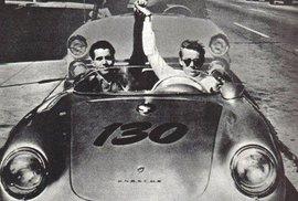 Rozjetou dráhu amerického frajera zastavila autonehoda. Před 65 lety otřásla Amerikou…