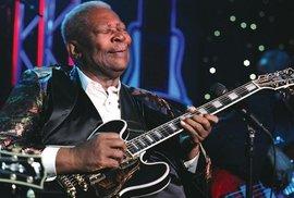 Král blues B. B. King: Proč legendární hudebník narozený na bavlnových plantážích svým kytarám říkal Lucille?