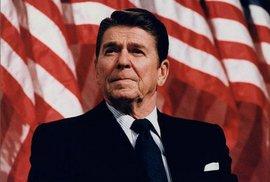 Reagan versus kozy. Jak stádo zvířat zachránilo prezidentskou knihovnu před požárem?