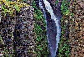 Glymur je považován za nejvyšší, někdy ale není vůbec řazen mezi vodopády.