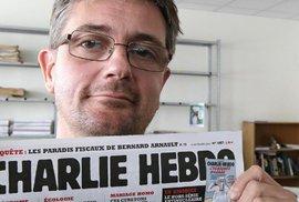 Islamista spojený s útokem na Charlie Hebdo projel vlakem celou Evropu. Teď byl uvězněn