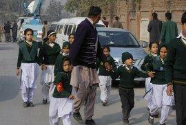 Pákistánské sčítání obyvatel přineslo alarmující údaje