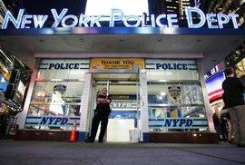 Newyorská policie shromažďuje vzorky DNA vyslýchaných, aniž by jim o tom řekla, tvrdí americký deník