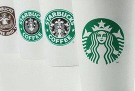 Starbucks změnil logo