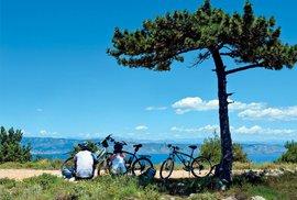 Bolest, pot a nadšení. Chorvatsko ze sedla bicyklu vám odhalí svou méně známou tvář