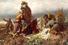 Před 490 lety smrtí českého a uherského krále Ludvíka v bitvě u Moháče vymřela…
