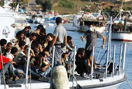 Do Česka přijelo osm uprchlíků z Řecka na základě evropských kvót