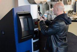 První bitcoinový automat na světě v kanadském Vancouveru