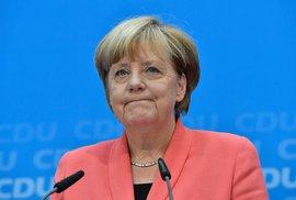 Merkelová bude znovu kandidovat, věří jí více než polovina Němců