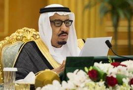 Saúdskoarabský král kvůli ropě snížil příjmy vysokým činitelům, včetně korunního prince