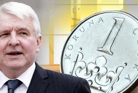 Čeští politici okamžik pro přijetí eura už propásli, nyní by o tom už měli rozhodnout…