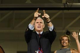 Zatím jediný vítěz prezidentských debat: Mike Pence!