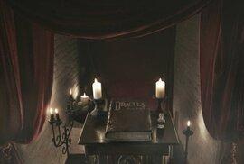 Sourozenci vyhráli halloweenskou noc v Draculově hradu. Bylo to příšerné, tvrdí