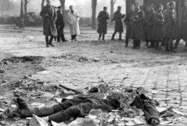 Protikomunistické a protisovětské povstání v Maďarsku v roce 1956.