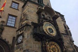 Staroměstský orloj je nejstarším funkčním orlojem na světě.