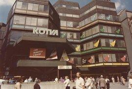 Milan Tesař: Obchodní dům v ekonomice obleženého města aneb Jak se kradlo v Kotvě