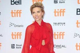 Scarlett Johansson je v současnosti nejlépe placenou herečkou na světě