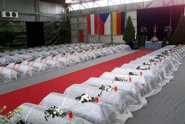 Neštěstí si vyžádalo 155 obětí