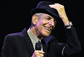 Zemřel Leonard Cohen, autor hitů Hallelujah a Suzanne