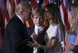 Little Donald: Syn prezidenta Trumpa čelí kyberšikaně. Nechte Barrona být, zlobí se…