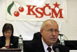 Oldřich Bubeníček (KSČM) - politik a hejtman