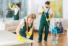 Ulehčete si domácí práce. Tady je pět tipů, jak uklízením nezabít půlku života