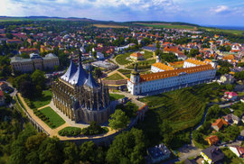Krásy Česka z pohledu dronu. Podívejte se
