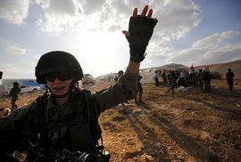 Mírová konference v Paříži řeší konflikt Izraelců s Palestinci