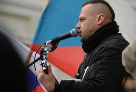 Ortel není trubadúr, ale trubka. Pan Hnídek vstupuje do politiky