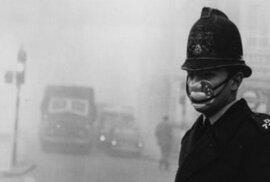 Vědci objasnili záhadu smogu, který v roce 1952 zabil 12 tisíc lidí