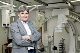 Na hranici zázraku. Český dětský kardiolog Jan Marek v Londýně vede špičkové oddělení svého oboru