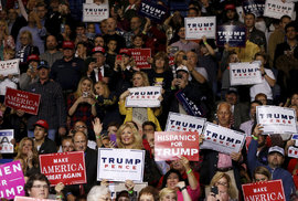 Budoucí americký prezident Donald Trump