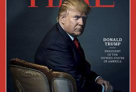Osobností roku časopisu Time se stal Trump