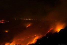 V noci se ukázal pravý rozsah důlního požáru v Austrálii.