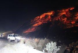 Města duchů a zákaz vstupu: Podívejte se na hořící doly, které jsou v plamenech už…