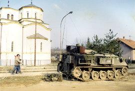 Válka tehdy a dnes: Připomeňte si, jak před dvaceti lety vypadal konflikt v bývalé Jugoslávii