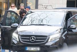Lenny Kravitz bude v Praze koncertovat na soukromém večírku.