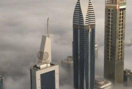 Dubajský princ fotil své město, výsledek je kouzelný