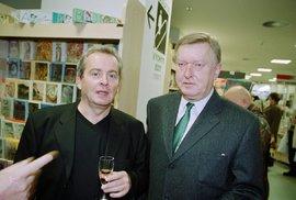 Alexander Hemala a Miloš Frýba