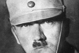 Tuhle čapku už si Hitler po shlédnutí fotografie nikdy znovu nevzal.