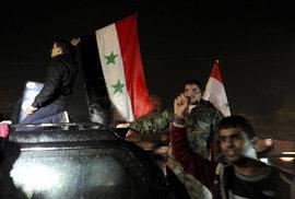 Konec války v Sýrii? Asadův režim a povstalci podepsali dohodu o příměří