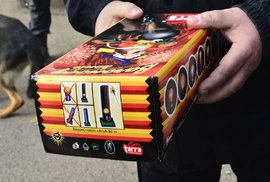 Nekupujte petardy z Česka, varují německé úřady. Cizinci sem jezdí pro levnou a…