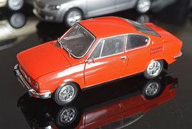 Výroba minimodelů Škoda Auto